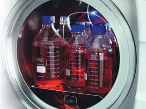 Sterilization liquids