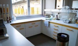 La tecnología Systec en laboratorio de Frastanz